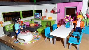 HD wallpapers maison moderne playmobil carrefour wallpaper-android ...