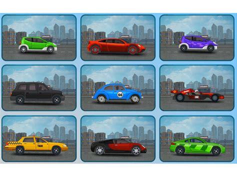 2d Car Assets (50 Types)
