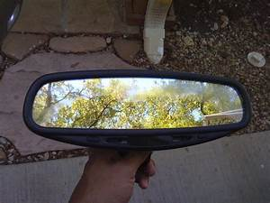 Gentex   Donnelly Auto Dimming Rear View Mirror Important
