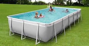 Piscine Pas Cher Tubulaire : piscine tubulaire hors sol pas cher ~ Dailycaller-alerts.com Idées de Décoration