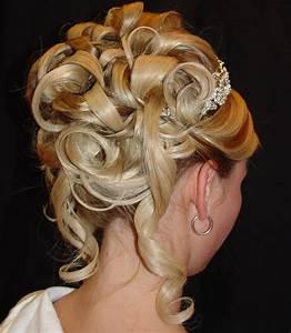 Wedding Hairstyle For Wedding Dress Neckline Part 2