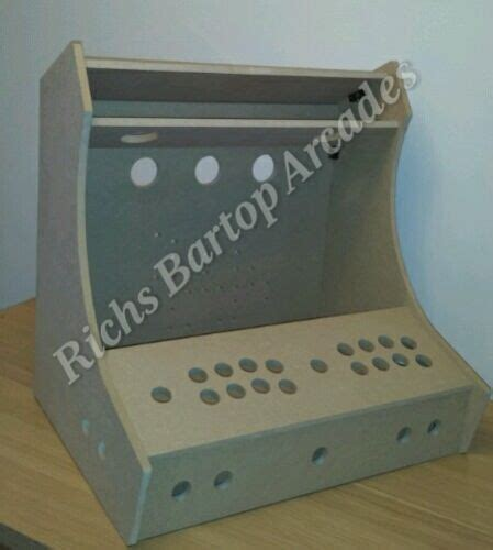 Diy Arcade Cabinet Flat Pack by New Widescreen Bartop Arcade Machine Mame 2 Player Diy