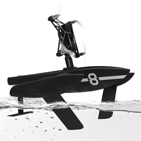 parrot hydrofoil minidrone orak black