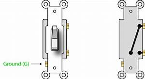 How A 2 Way Switch Works  Single Pole  Single Throw Or Spst