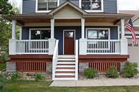 front porch plans Relax Warm and Decorating Front Porch Ideas - MidCityEast