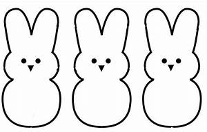 Bunny Outline - Cliparts.co
