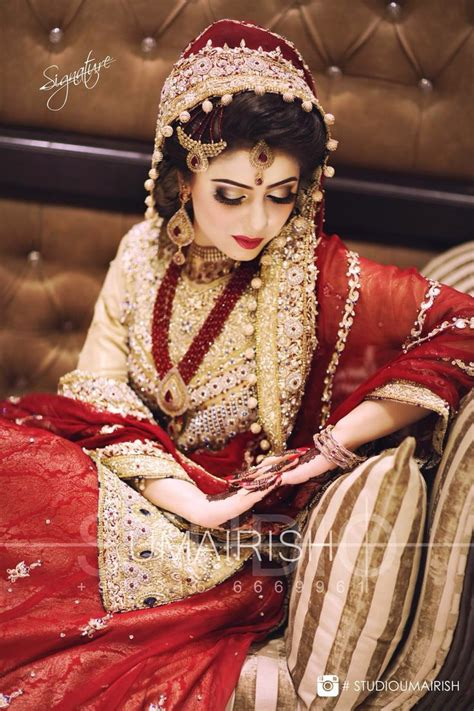 Latest Pakistani Bridal Makeup 2018 Perfect Look And Trend