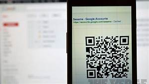 Light And Color Experiments Google Experiments With New Qr Based Secure Login The Verge