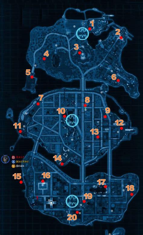 lego batman  red brick locations gamesradar