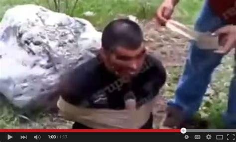 Graphic Video Appears To Show Mexican Drug Cartel Members