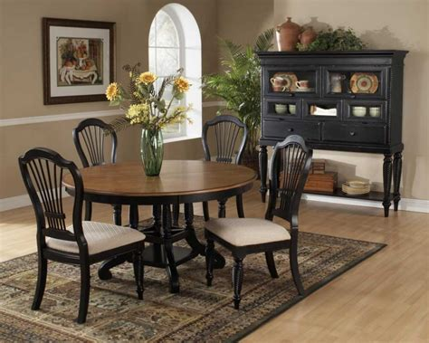Furniture Table Using White Cover Furnished Small Dining