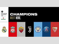 Real Madrid, Juventus, Manchester City, PSG Added To ICC 2018