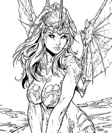 Fairy Coloring Pages and Books hubpages