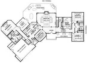 Split Bedroom Ranch Floor Plans by Angled Split Bedroom Ranch 3866ja 1st Floor Master