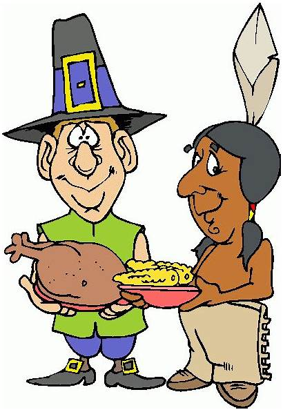 Clipart Colony Thanksgiving Indian Pilgrim Clipartpanda Clip
