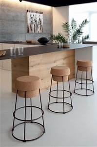 Chaises Cuisine Confortables : chaises de cuisine liege ~ Teatrodelosmanantiales.com Idées de Décoration