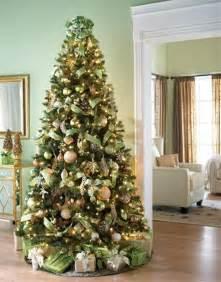 mesmerizing golden christmas tree decoration godfather style
