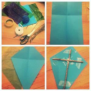 How To Make Really Quick Kites