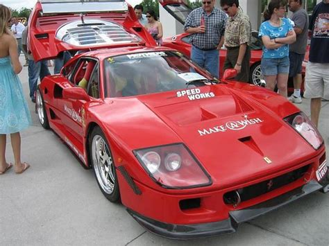 F40 Cost by F40 Rear Glass How Much Page 2