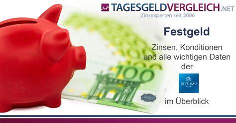Rietumu Bank Festgeld - Konditionen im Test