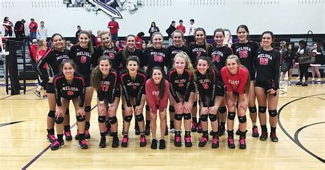 district honors announced lady cardinal volleyball