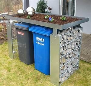 Verkleidung Für Mülltonnen : sichtschutz f r m lltonnen m lltonne sichtschutz und g rten ~ Sanjose-hotels-ca.com Haus und Dekorationen