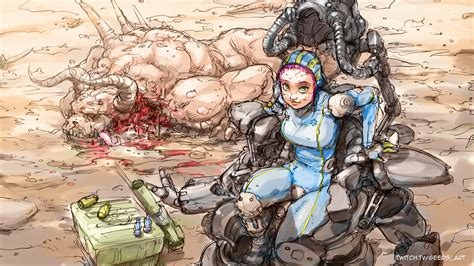 Fallout Stream Art By Darrengeers On Deviantart