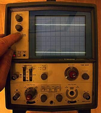 Mercury-cap-tester-and-tektronix-scope-t922
