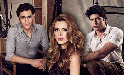 Five Things You Didn't Know About The Show Famous In Love