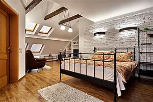 73 Dachboden Master Schlafzimmer Design Ideen (Bilder
