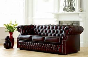 Sofa Chesterfield Style : kendal classic chesterfield sofa leather sofas ~ Cokemachineaccidents.com Haus und Dekorationen