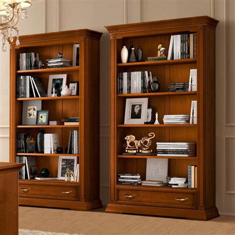 Cherry Wood Shelving, Display Cabinets Amp Bookcases Basic