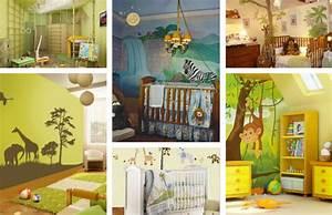 Rideau chambre bb jungle great chambre bebe jungle with for Tapis chambre ado avec matelas bébé sur mesure bio