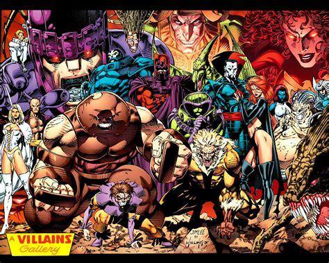 villains marvel super villians greatest comic los heroes villain villanos villian jim lee comics newsarama most which poster