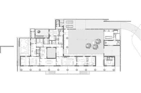 architectural plans fayland house by david chipperfield architects metalocus