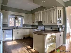 cuisine cuisine moderne dans maison de campagne belle With cuisine maison de campagne