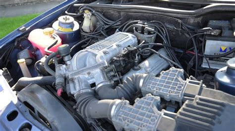 ford sierra xrx  cologne  engine running youtube
