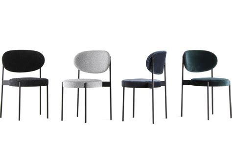 verner panton chaise panton series 430 stacking chair hivemodern com
