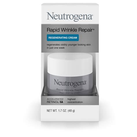 Amazon.com : Neutrogena Rapid Wrinkle Repair Anti-Wrinkle