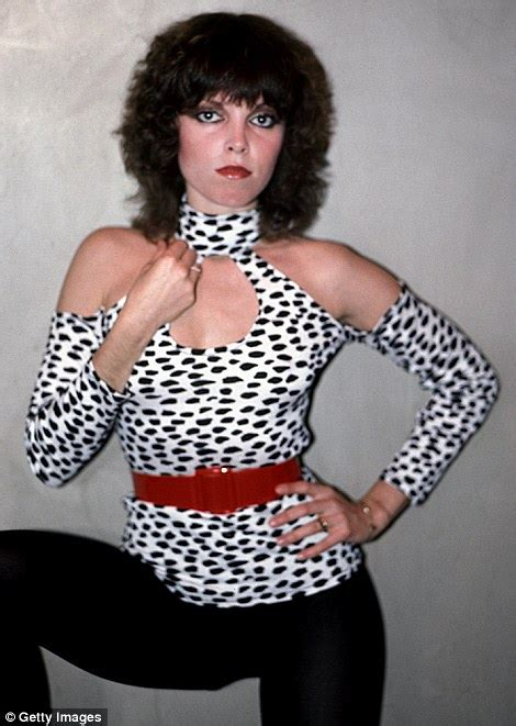 Pat Benatar, the 80s rocker known for Love Is a ...