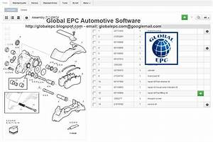 Global Epc Automotive Software  Volvo Impact 11 2017 Buses