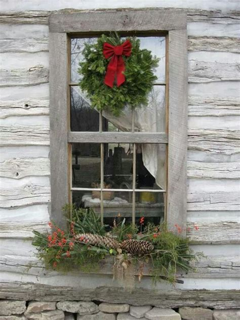Fenster Schmücken Weihnachten by Kreative Ideen F 252 R Eine Festliche Fensterdeko Zu