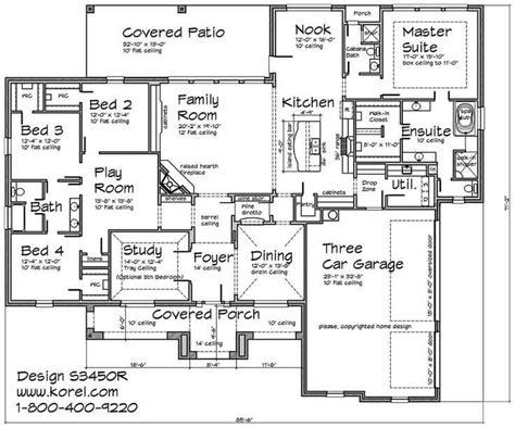 floor plan friday  ceilings