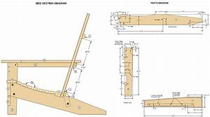 Chair Adirondack Plans Free Download PDF Woodworking Chair