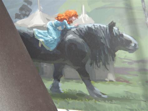Brave Concept Art! | Disney art, Disney brave, Concept art