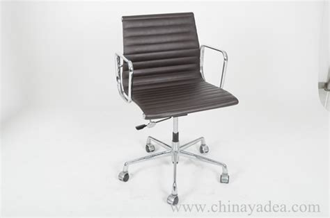 eames aluminum management chair reproduction