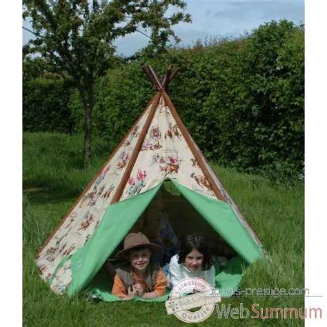 tentes indiens dans jouet plein air sur jouets prestige