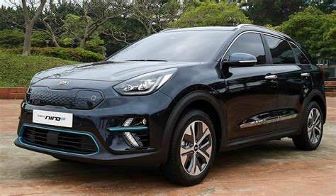 2019 Kia Niro Ev Will Kia's Longrange Electric Crossover