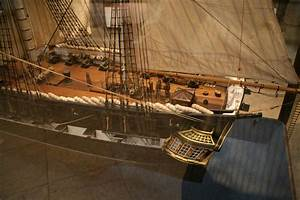 Photos Of 19th Century Frigate Model In The Museu De