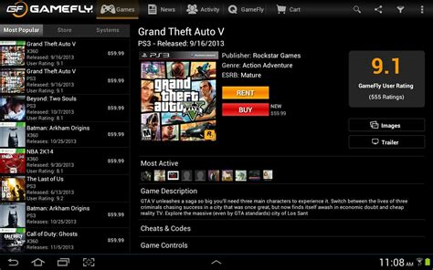 gamefly android apps  google play